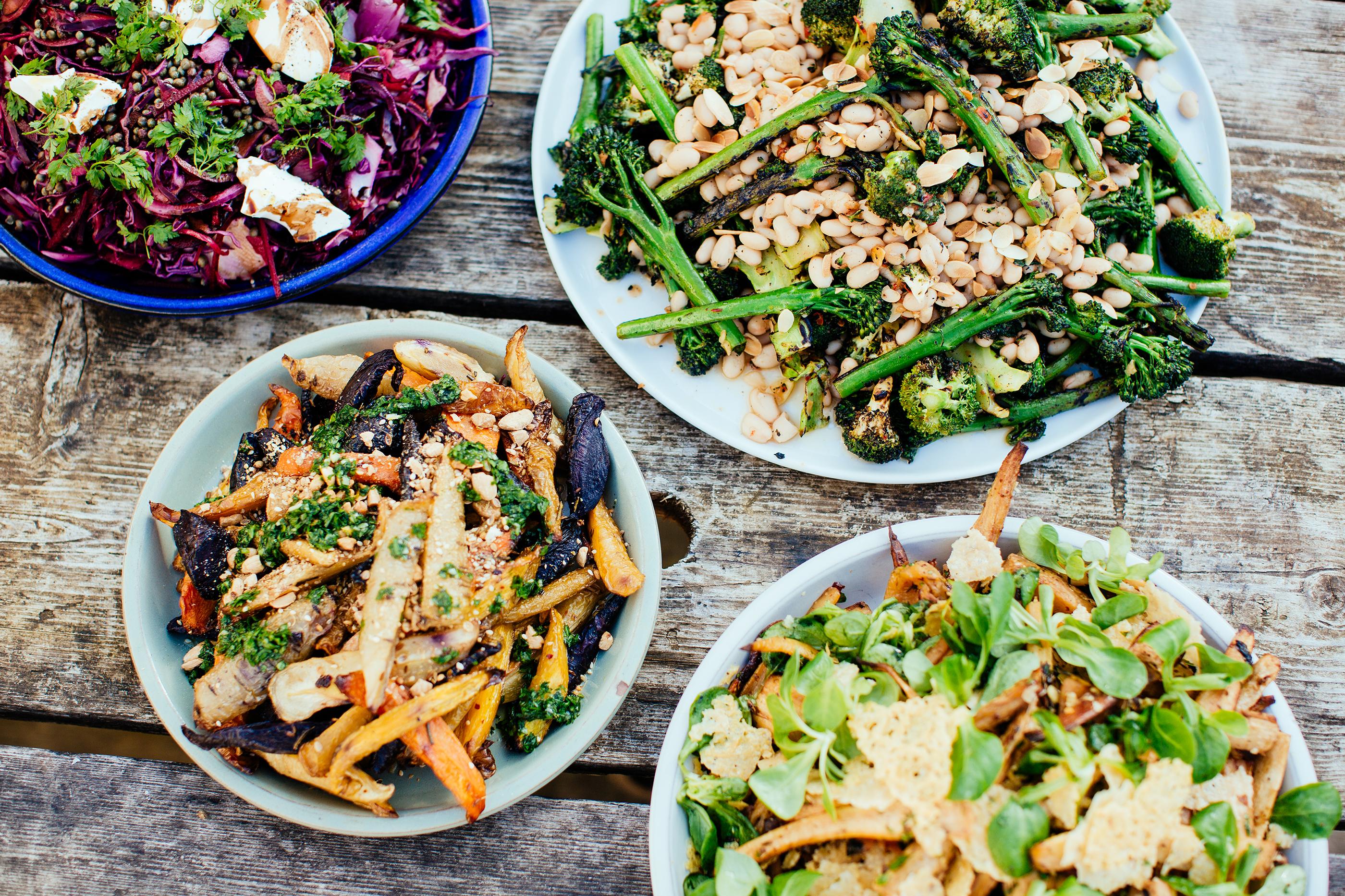 Kitchen-Salads